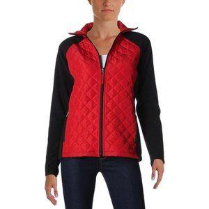 Ralph Lauren Active L-RL Quilted Fleece Jacket
